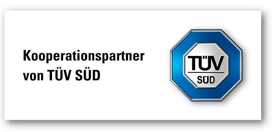 TÜV SÜD Kooperationspartner Logo